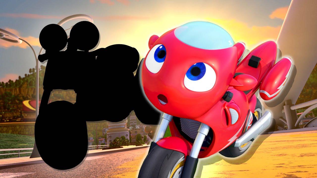 Ricky Zoom Full Episode 1x09 | The Wheelford Wheeler | Cartoons for Kids