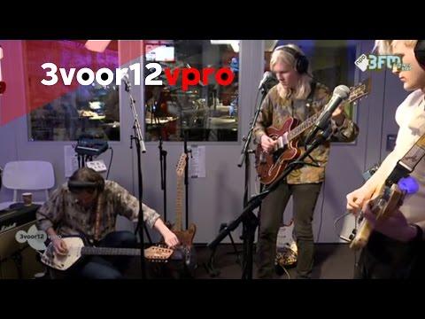 The Wands - The Dawn Live bij 3voor12 Radio