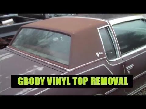 Vinyl Car Top Repair Kit