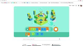 Kids Coding Language Google Doodle
