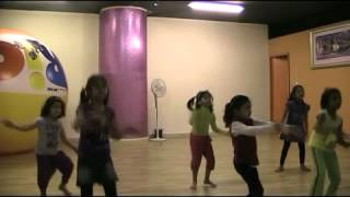 bollywood dance kids chikni chameli purple dance center