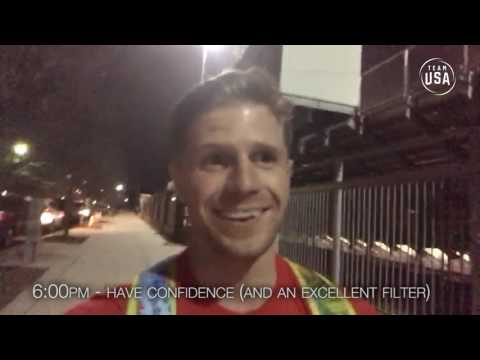A Day In The Life | John Daly - 2x Olympic Skeleton Slider