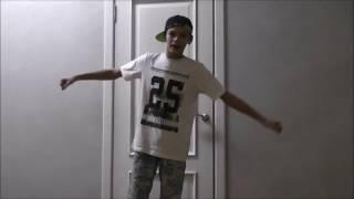 Break Dance - Kick Step (Кик степ) - урок