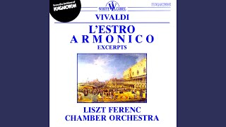 Concerto No. 12 in E Major for Violin Solo, RV 265: III: Allegro