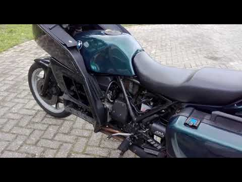 Onwijs Motorblok BMW K100 LT ABS 1986-1991 - YouTube TS-19