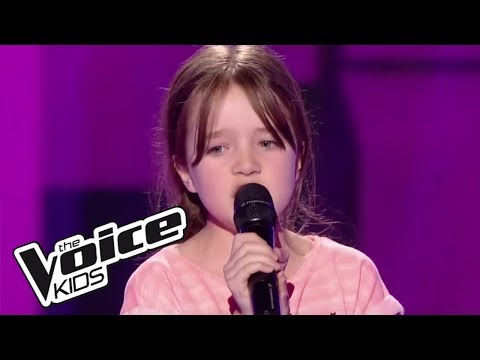 Chiara  Call me maybe Carly Rae Jepsen  The Voice Kids France 2017  Blind Audition