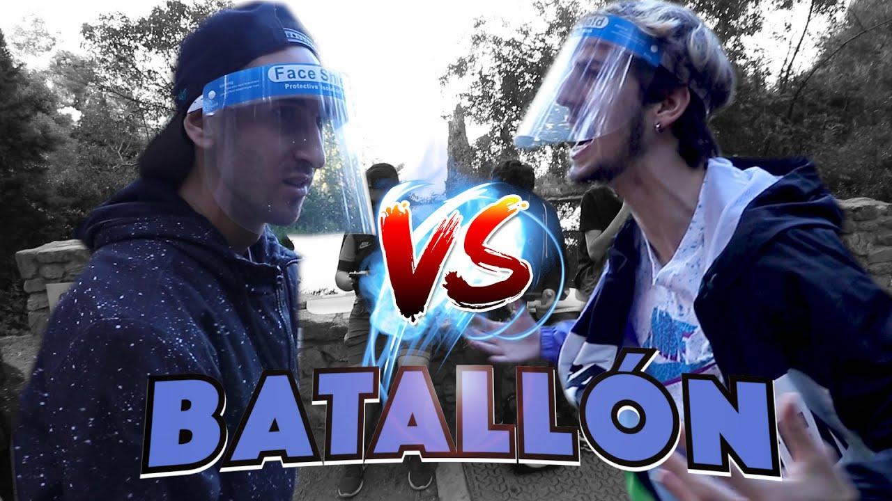(BATALLÓN PANDÉMICO ☣) ZOYERT vs SANK | SEMIS | Pandemic Battle