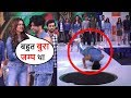 Vidyut Jamwal EMBARRASSING Moments During Backflip At The Fbb Fashion Hub