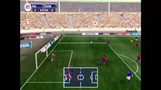 FIFA World Cup Korea Japan 2002 • HD Remastered Showroom • JP • PS2