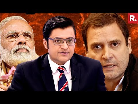 "Rahul Gandhi Loses Gujarat Elections & Claims ""Moral Victory"" 
