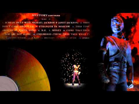 06 D.S. - Michael Jackson - HIStory: Past, Present and Future, Book I [HD]