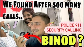 BINOD..!! We Found Binod in Brampton, Canada 😂 || Problem Solved || BINOD BINOD BINOD