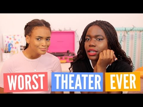 WORST MOVIE THEATER EXPERIENCE! || STORYTIME