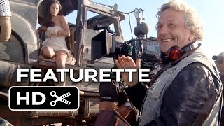 Mad Max: Fury Road Featurette - George Miller (2014) - Tom Hardy Post-Apocalypse Action Movie HD