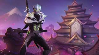 Heroes of the Storm - Genji Login Theme / April 25