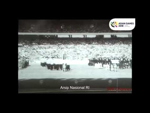 MOMENT PERJUANGAN ATLET!! Di Asian Games 2018 - Asia's Who We Are (Isyana Sarasvati)