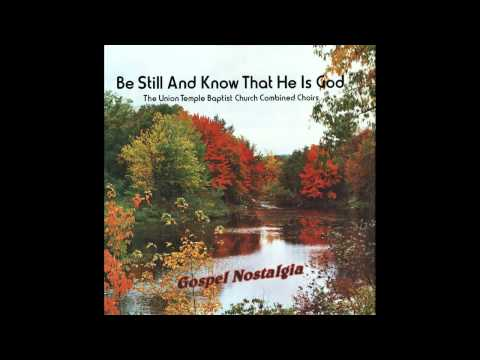 """""""Don't You Want To Go"""" (1979) Richard Smallwood & Union Temple Combined Choirs"""
