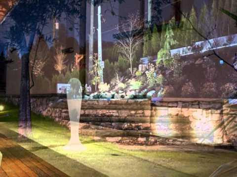 Iluminacion de jardines youtube for Iluminacion para jardines