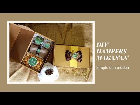 DIY HAMPERS LOW BUDGET TAPI AESTHETIC - YouTube