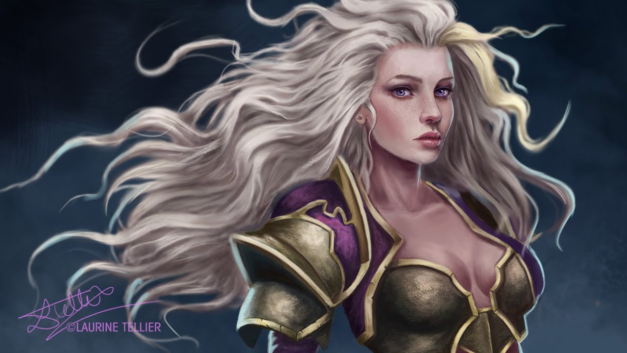 Jaina proudmoore nackt galleries