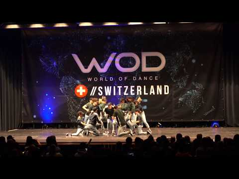 "X.A.M | WOD 2017 | SWITZERLAND | ""ADVENTURE"""