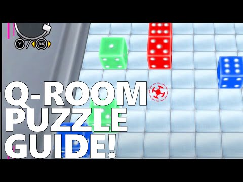 Virtue's Last Reward 81 - Q Room Puzzle Solution!