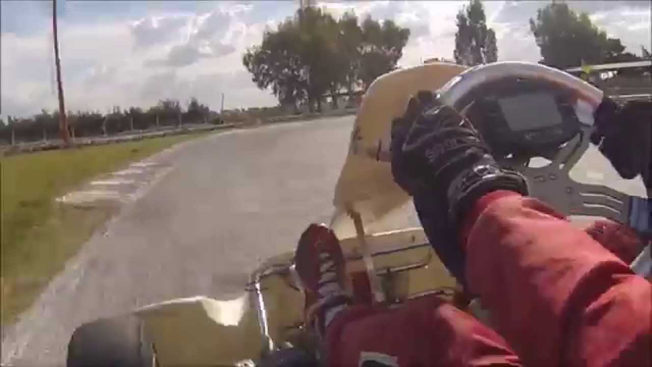 Circuito Zarate : Kart plus dio inicio a su temporada en zÁrate circuito