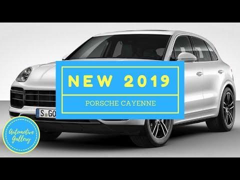 [HOT NEWS] 2019 Porsche Cayenne