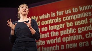 Charmian Gooch: My wish: To launch a new era of openness in business(, 2014-03-20T16:11:04.000Z)