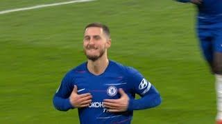 Eden Hazard vs Tottenham (Home) 2019 HD 1080i