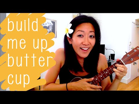 Build Me Up Buttercup // Intermediate Ukulele Tutorial