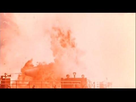 North Korean ICBM Explosion Footage