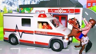 Мультфильмы с игрушками – Что с лошадкой? Развивающие мультики 2019