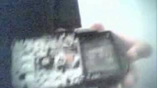 CRASH DE MA PSP