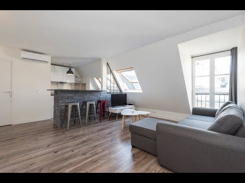 (Ref: 08062) 1-Bedroom apartment for sale on rue Marbeuf (Paris 8th)