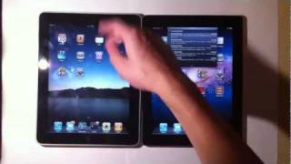 iOS 5 vs iOS 4 The Differences-iPad Part 2
