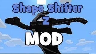 Minecraft - Shape Shifter Z Mod