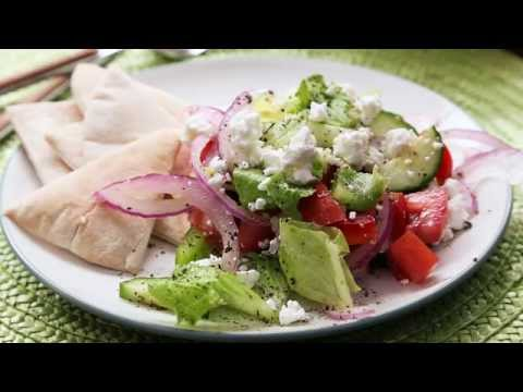 How to Make Greek Salad | Salad Recipes | Allrecipes.com