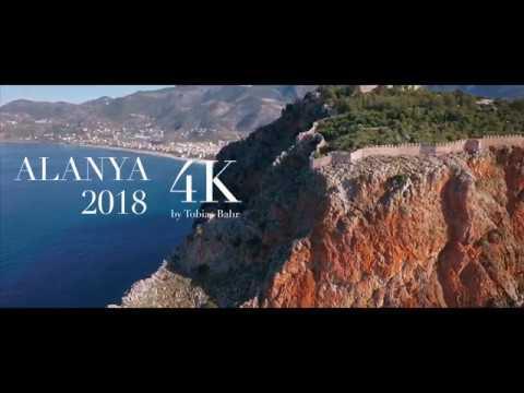 Alanya 2018 4K   Turkey (Cinematic Trailer)
