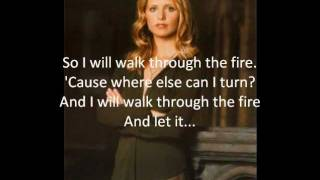 Walk Through the Fire - Buffy the Vampire Slayer (Once More With Feeling)