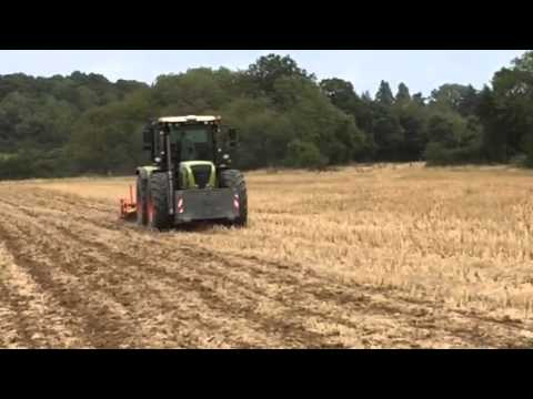 Spaldings flatlift & class xerion 380 dorking Surrey