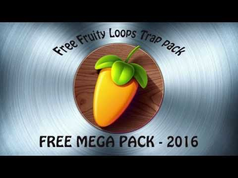 Free Fruity Loops Mega Music Sample Pack - 2016 -