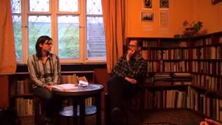 """LUNI paskaita """"Benamis Vilniaus poetas Michailas Didusenka""""  Venclovų namuose 204 03 27. 2 dalis"""