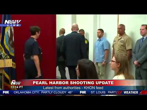 MEDIA DEMANDS ANSWERS: Outrage following Pearl Harbor update from officials