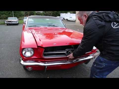 """1965 Ford Mustang 289 V-8 Convertible  """" SOLD """"   Drager's International Classic Sales 206-533-9600"""