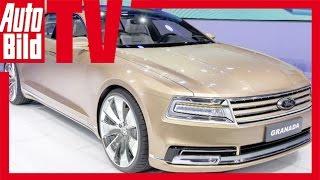 Retrocars: Ford Granada - Viel Auto für wenig Geld