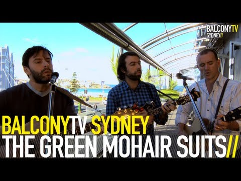 THE GREEN MOHAIR SUITS - WE'LL SURELY DIE (BalconyTV)