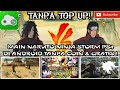 Cara Main Naruto Ninja Storm dan Game PS4 di Gloud Games Android Tanpa Gold / Coin 100% FREE !