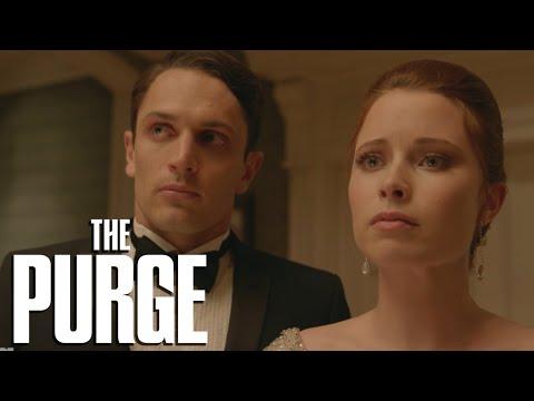 The Purge: Colin, Hannah & Lili  on USA Network