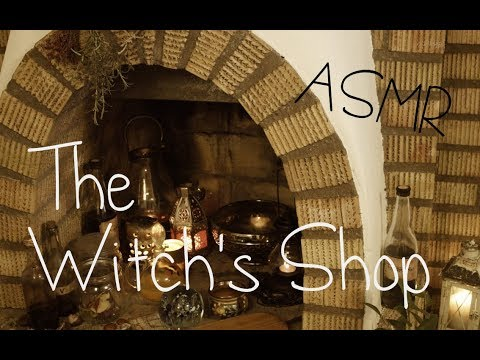 ASMR  - The Witch's Shop! ????